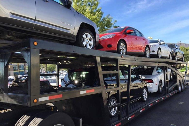 car transport dispatch logistics