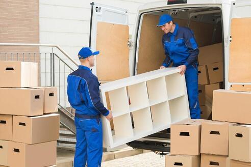household goods transport